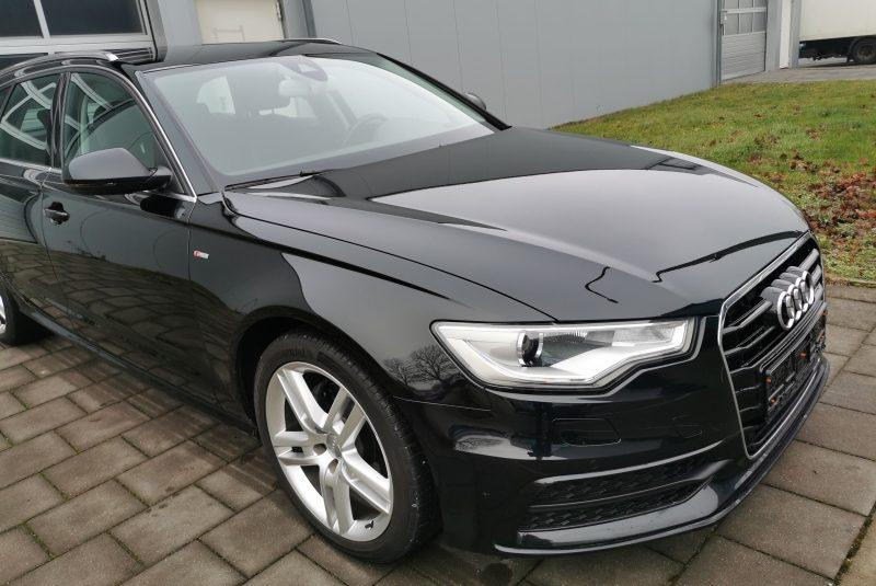 Audi A6 2.0 TDI Ultra  S-Line