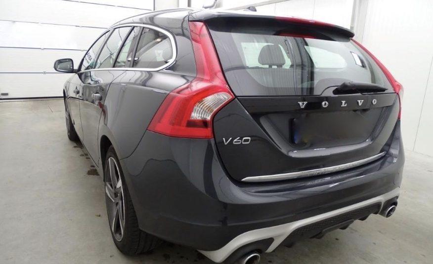Volvo V60 D6 R-design – Hybrid –