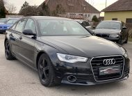 Audi A6 4G S-line sávtartó
