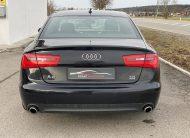 Audi A6 4G S-line tolatóradar