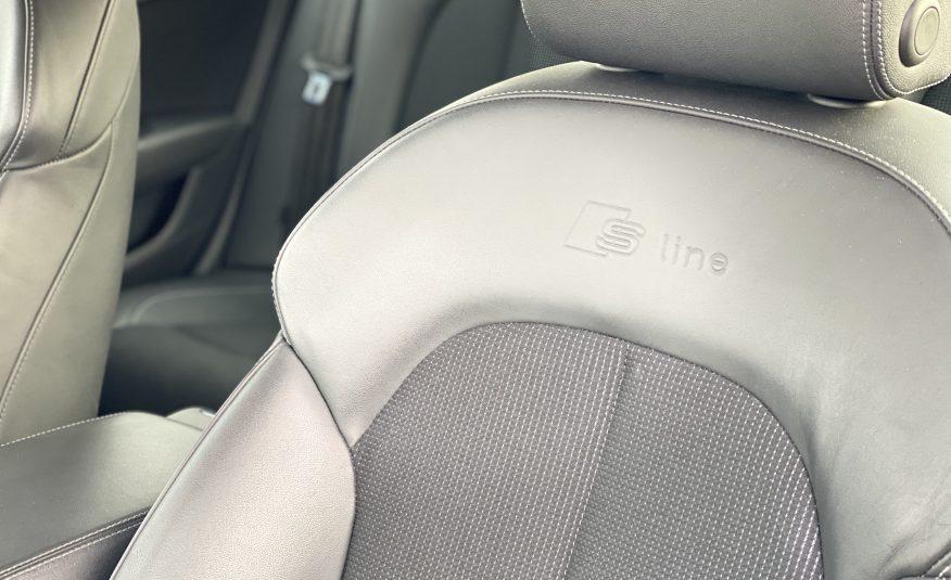 Audi A6 4G S-line ülés