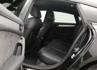 Audi A5 Sportback 3.0 TDI S-Line hátsó ülés