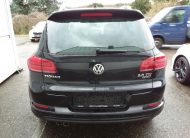 Volkswagen Tiguan R-Line-Paket hátsó