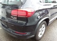 Volkswagen Tiguan R-Line-Paket jobb hátulja