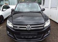 Volkswagen Tiguan R-Line-Paket lökhárító