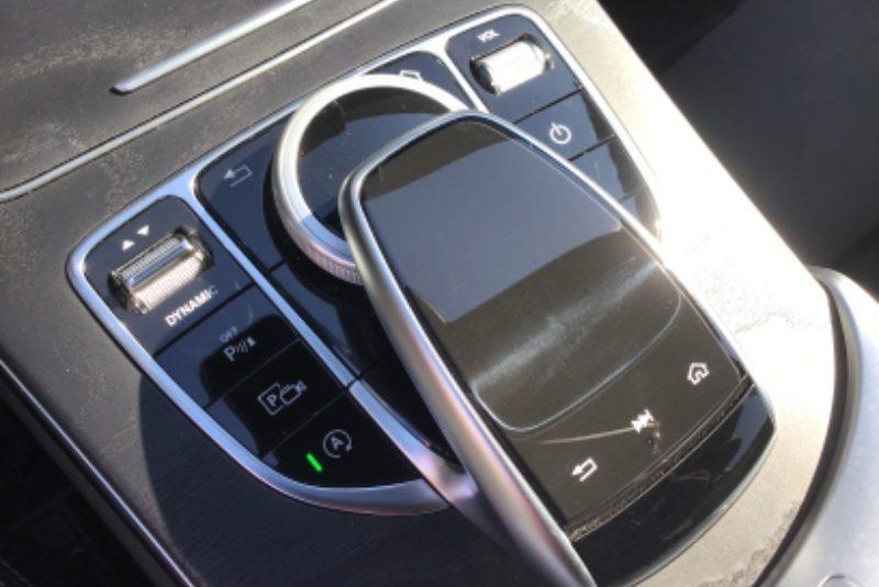 Mercedes-Benz C-Klasse C 180 CGI AMG Line váltó
