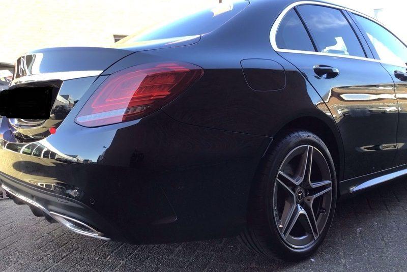 Mercedes-Benz C-Klasse C 180 CGI AMG Line jobb hátulja