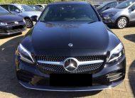 Mercedes-Benz C-Klasse C 180 CGI AMG Line szemből