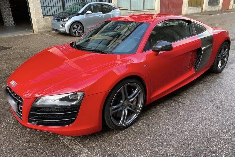 Audi R8 5.2 V10 FSI quattro