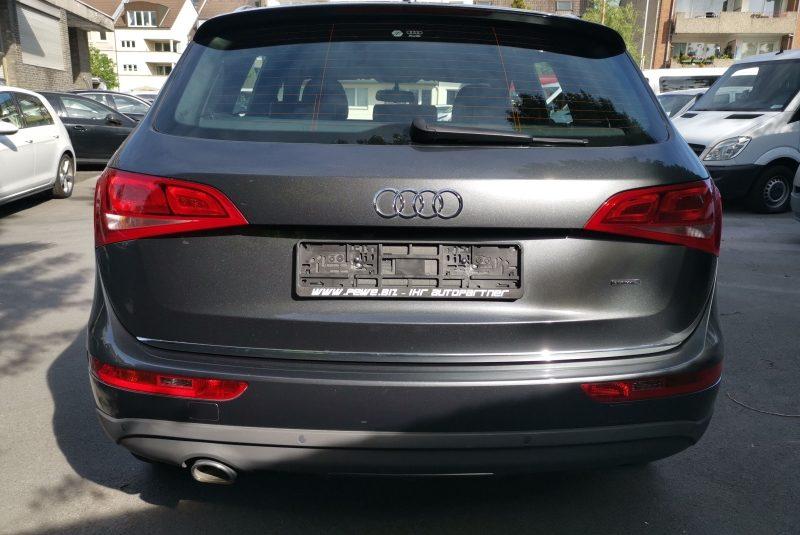 Audi Q5 2.0 TDI quattro_hatul