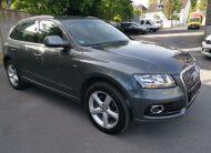 Audi Q5 2.0 TDI quattro_eleje