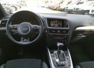 Audi Q5 2.0 TDI quattro_műszerfal