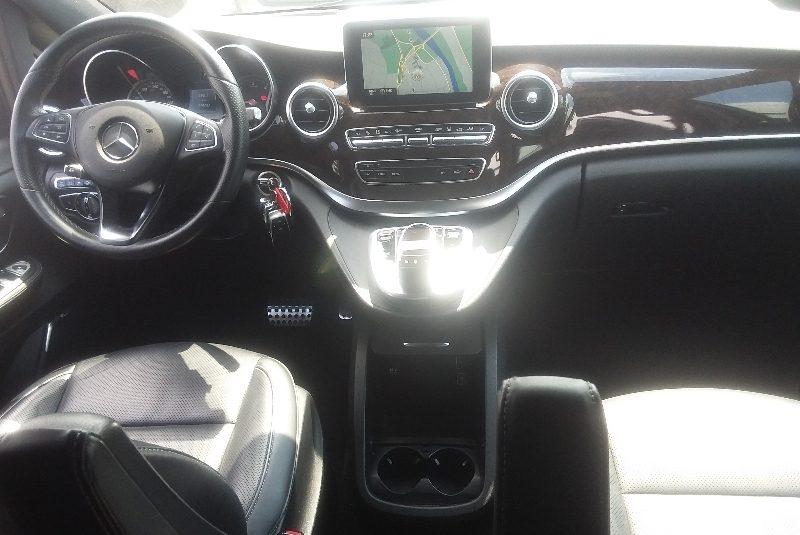 Mercedes-Benz V-Klasse V 250 d lang 4Matic BlueTEC Avantgarde Edition