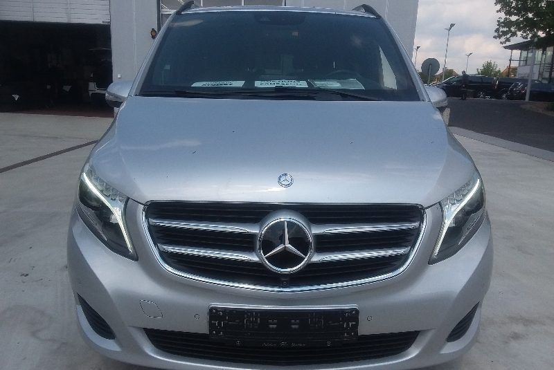 Mercedes-Benz V-Klasse V 250 d lang 4Matic BlueTEC Avantgarde Edition