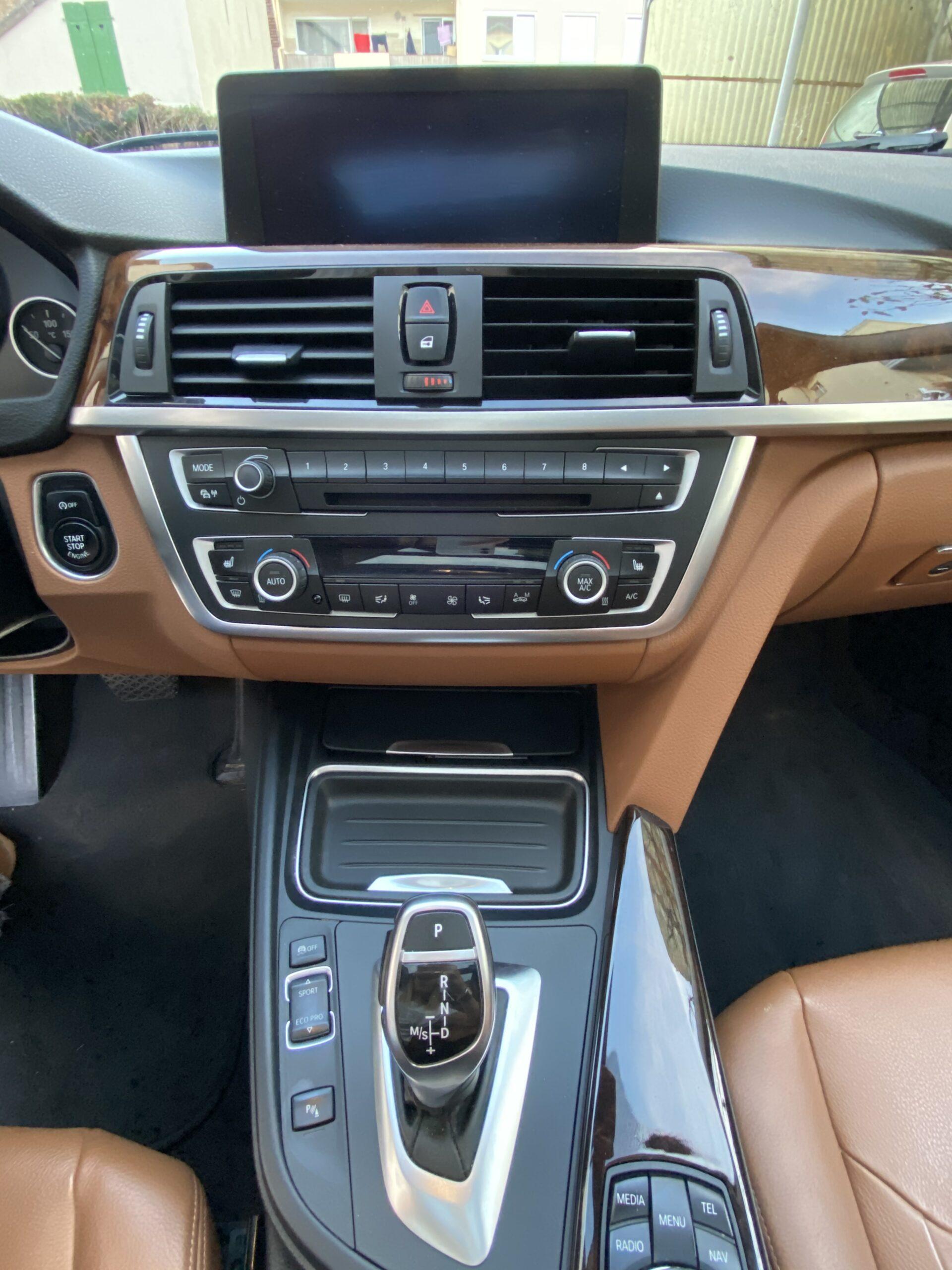 2015 BMW 330D